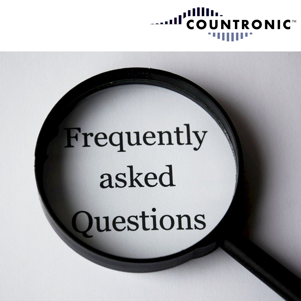 countronic - frequently asked questions